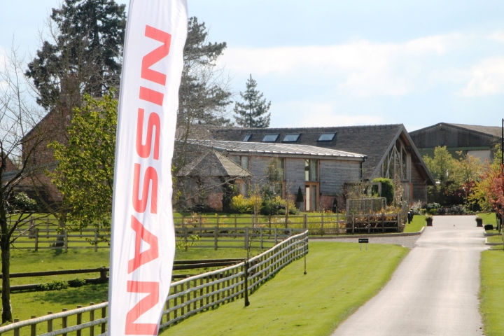 You are currently viewing Nissan – Conferencing & Activities Case Study