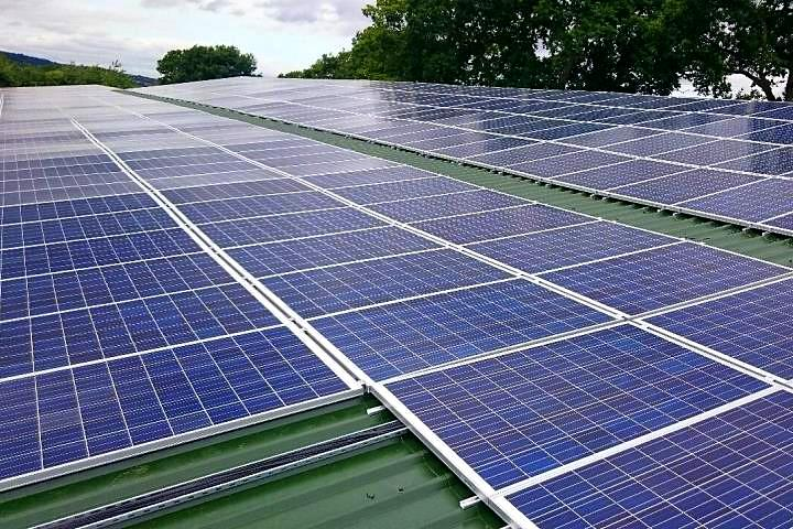 You are currently viewing Green Electricity for Mythe Barn