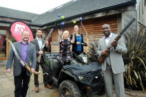 Read more about the article Derek Redmond – A Special Guest Speaker at Mythe Barn