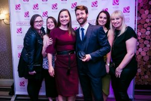 Read more about the article Big News: Mythe Barn is Regional Winner in Wedding Industry Awards