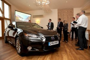 Read more about the article Lexus – Promotional Event Case Study