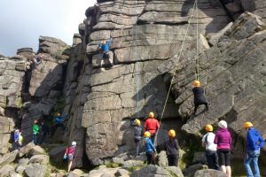 Read more about the article Climbing as an Experiential Learning Process