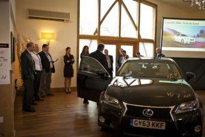 Read more about the article Product Launch update – Wider Vehicles to be Displayed in Mythe Barn