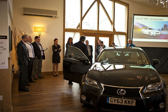 You are currently viewing Product Launch update – Wider Vehicles to be Displayed in Mythe Barn