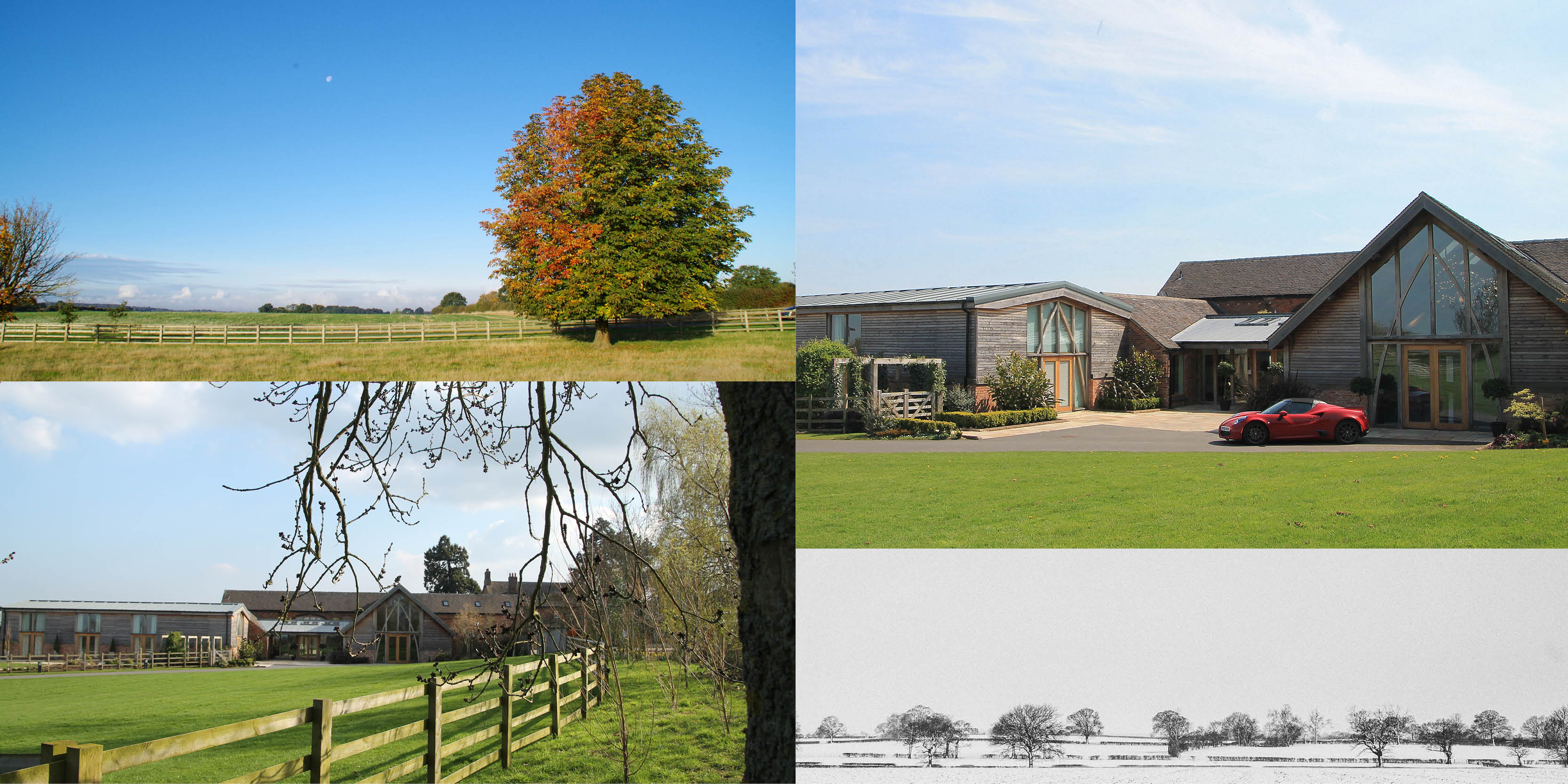 meetings and conference venues in the countryside