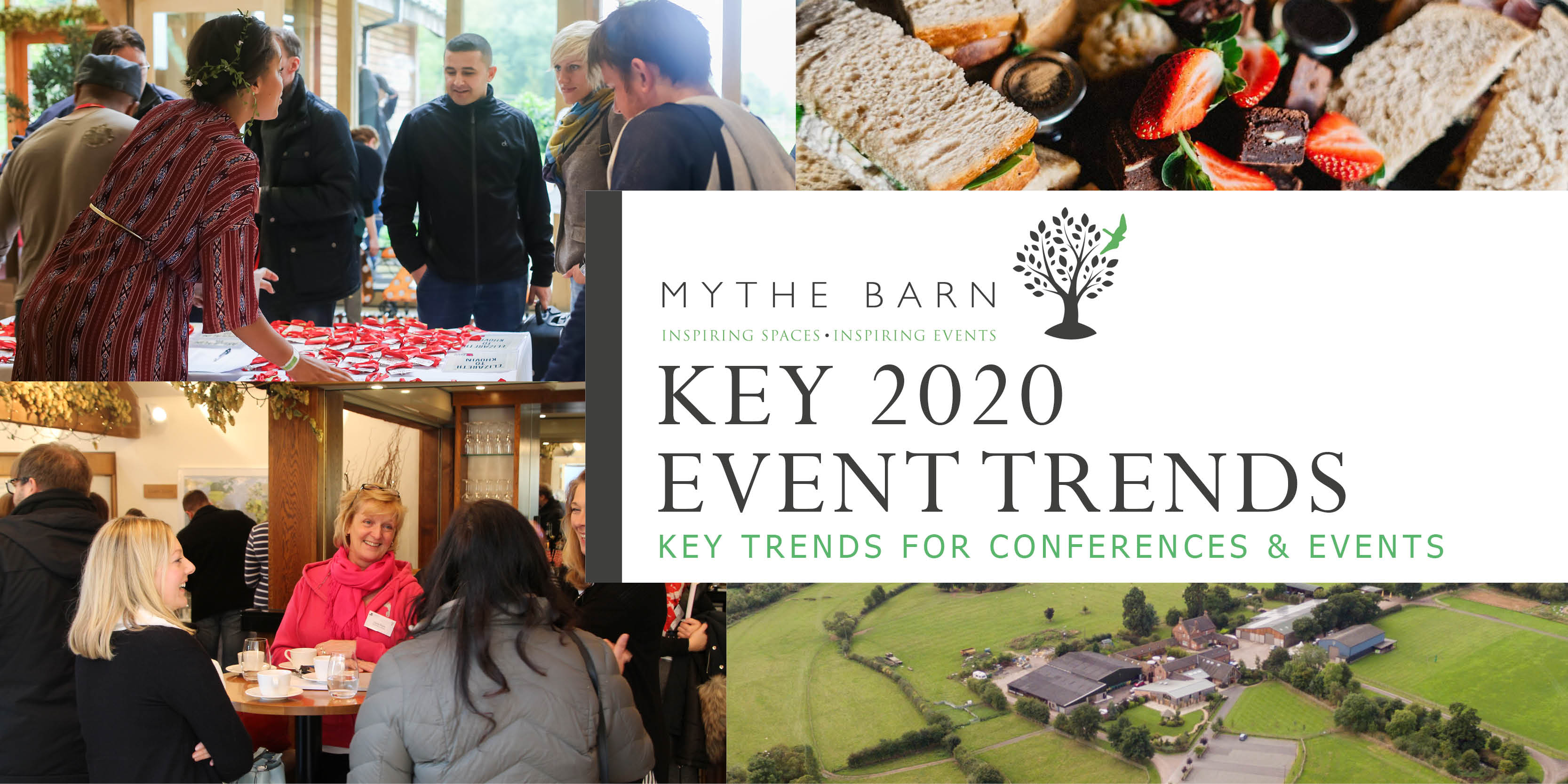 Key 2020 event trends